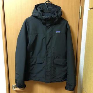 パタゴニア(patagonia)の美品 Patagonia パタゴニア イスマスジャケット Lサイズ ブラック(マウンテンパーカー)