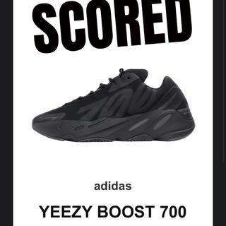 アディダス(adidas)のYEEZY BOOST 700 MNVN US9(スニーカー)