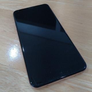 LG Electronics - LG style2 SIMロック解除  外観はiPhoneXRっぽいです