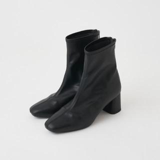 ミスティック(mystic)の[新品未使用品]mysticストレッチショートブーツ(ブーツ)