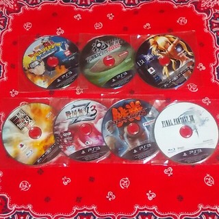 PlayStation3 - PS3 ソフトのみ7枚セット➕ おまけ2枚