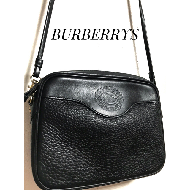 BURBERRY(バーバリー)の【希少・90s】美品★バーバリー ノバチェック バッグ レディースのバッグ(ショルダーバッグ)の商品写真