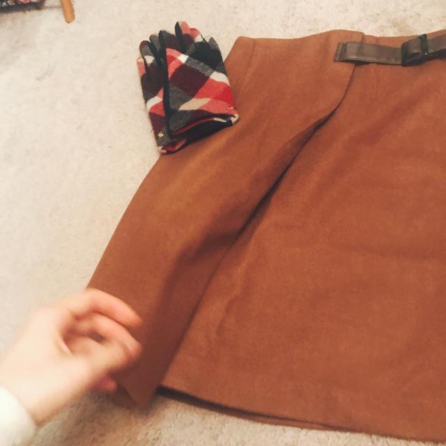 MAJESTIC LEGON(マジェスティックレゴン)のマジェスティックレゴン 巻きスカート レディースのスカート(ミニスカート)の商品写真