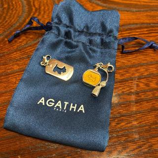 アガタ(AGATHA)のAGATHA チャーム 2つセット(チャーム)