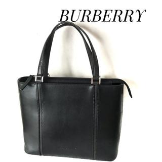 BURBERRY - 【BURBERRY】★ノバチェック ★トートバック