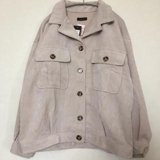 しまむら - コールテンシャツジャケット