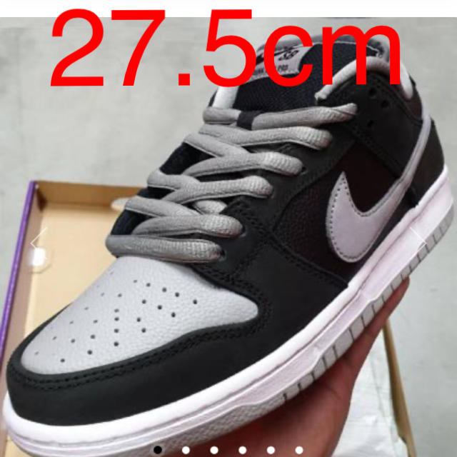 NIKE(ナイキ)の27.5cm 国内未発売 NIKE SB DUNK LOW PRO SHADOW メンズの靴/シューズ(スニーカー)の商品写真