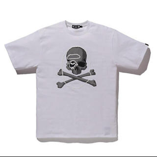 mastermind JAPAN - mastermind vs A BATHING APE Tシャツ 2XL