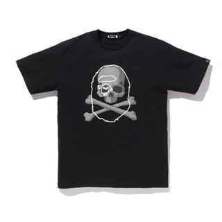 マスターマインドジャパン(mastermind JAPAN)の新品、未開封 Mサイズ MM×BAPE TEE #2 M(Tシャツ/カットソー(半袖/袖なし))
