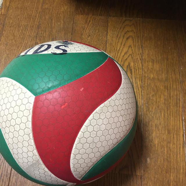 molten(モルテン)のバレーボール  ボール 4号 スポーツ/アウトドアのスポーツ/アウトドア その他(バレーボール)の商品写真