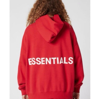 FEAR OF GOD - Lサイズ‼️essential❗️パーカー❗️