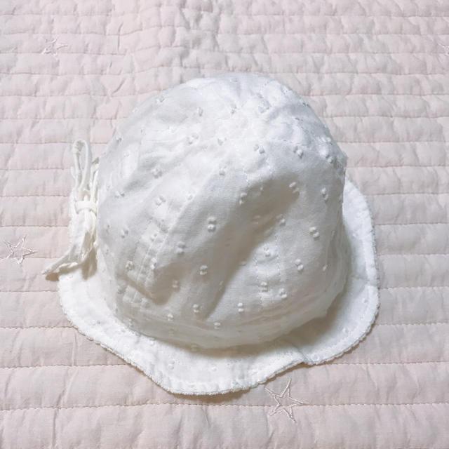 mikihouse(ミキハウス)のミキハウス フォーマルショートオール 70 アイスグリーン 帽子付き キッズ/ベビー/マタニティのベビー服(~85cm)(ロンパース)の商品写真