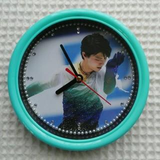羽生結弦選手 掛け時計