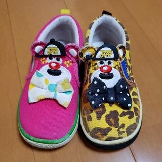 JAM - ジャム スリッポン シューズ 靴 15センチ
