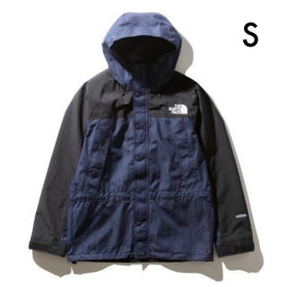 THE NORTH FACE - S Mountain Light Denim Jacket マウンテンライト