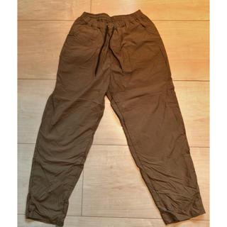 1LDK SELECT - TEATORA Wallet Pants Packable ベージュ
