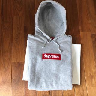 Supreme - supreme boxlogo hooded 2016aw Mサイズ