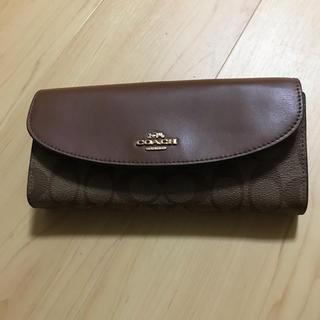 COACH - 長財布