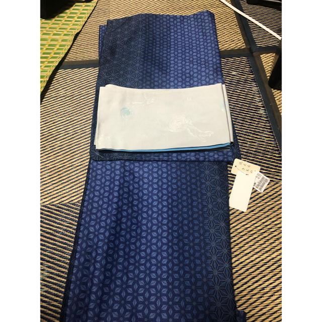 洗える着物 レディースの水着/浴衣(着物)の商品写真