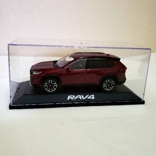 トヨタ(トヨタ)のRAV4 ミニカー 1/30スケール ダイジャスト製(ミニカー)