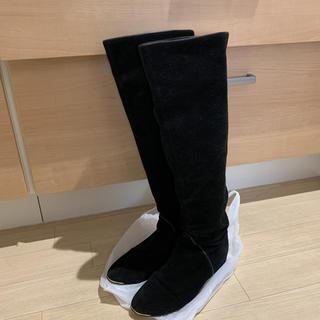 ジルスチュアート(JILLSTUART)のロングブーツ ニーハイブーツ 【JILLSTUART】shoe 24.5cm(ブーツ)