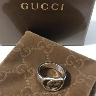 Gucci - 《GUCCI》指輪 リング 13号