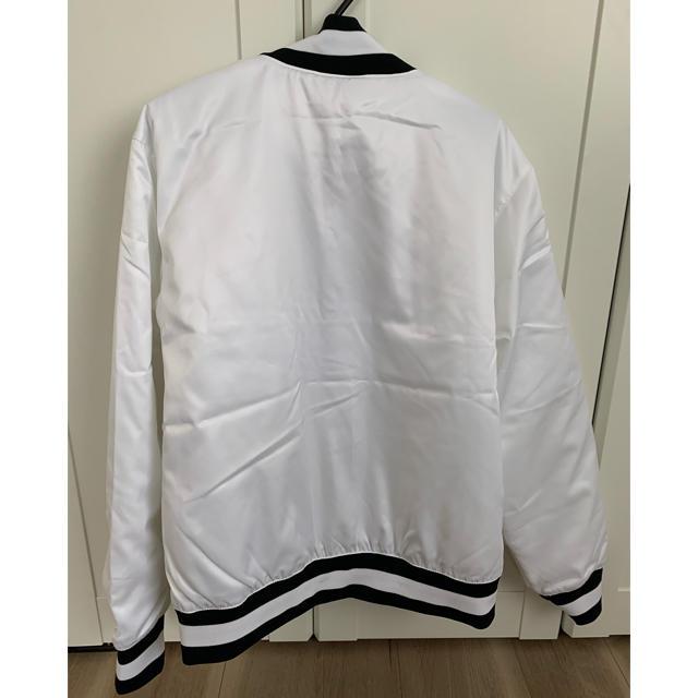 NIKE(ナイキ)の【新品未使用】NIKE NBA ボンバージャケット スタジャン SB サイズ L メンズのジャケット/アウター(スタジャン)の商品写真