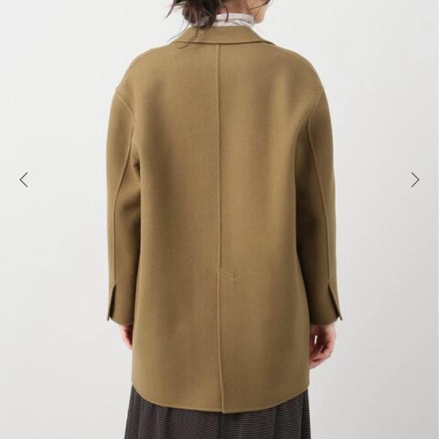 Plage(プラージュ)のプラージュ R'IAM/リアム カーキコート 室内着用のみ レディースのジャケット/アウター(ピーコート)の商品写真