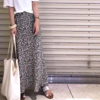 IENA SLOBE - slobe iena  マーメイドスカート 花柄