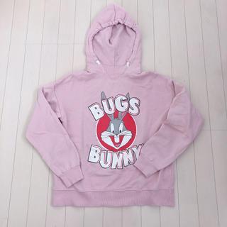 ZARA KIDS - ZARA kids Bugs Bunny パーカー 160 大人もOK