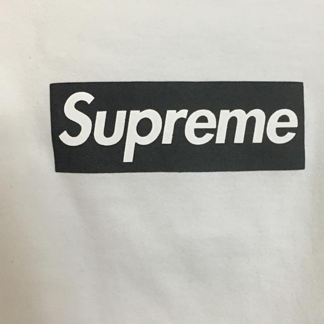 Supreme(シュプリーム)のシュプリーム ボックスロゴシャツ メンズのトップス(Tシャツ/カットソー(半袖/袖なし))の商品写真