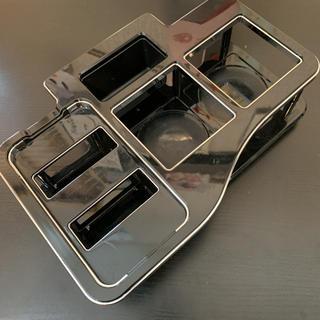 ハイエース 200 ドリンクホルダー コンソール テーブル(車内アクセサリ)