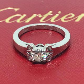 Cartier - 未使用 カルティエ ソリテール   バレリーナ リング