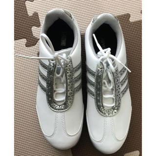 adidas - アディダスゴルフレディスゴルフシューズ○22.5㎝新品