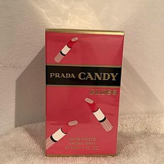 プラダ(PRADA)の新品 PRADA CANDY GLOSS/キャンディグロス 30ml(香水(女性用))