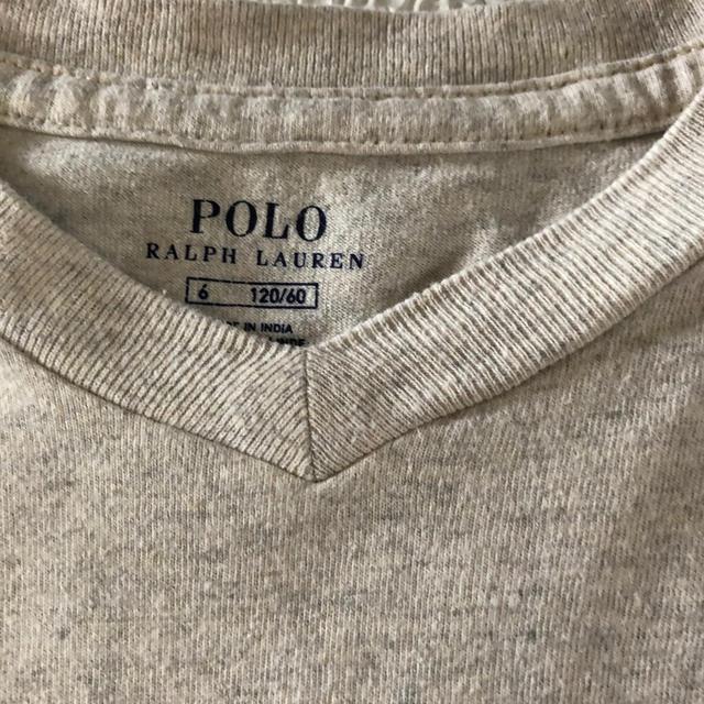 POLO RALPH LAUREN(ポロラルフローレン)の専用です キッズ ラルフローレン Tシャツ キッズ/ベビー/マタニティのキッズ服男の子用(90cm~)(Tシャツ/カットソー)の商品写真