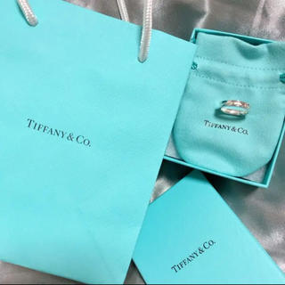 Tiffany & Co. - ティファニー リング 1837 ナロー リング 11号
