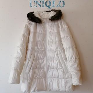 UNIQLO - ユニクロ*ダウンコート