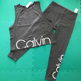 Calvin Klein - カルバンクライン カルバン・クライン スポーツウェア レディース 上のみ