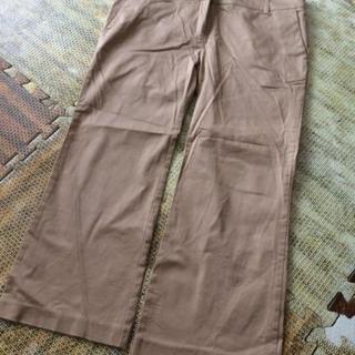 ZARA - ザラベーシック パンツ 38サイズ