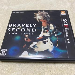 SQUARE ENIX - ブレイブリーセカンド 3DS