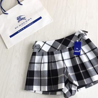 BURBERRY BLUE LABEL - 新品タグ付き☆バーバリーブルーレーベル ショートパンツ 36サイズ