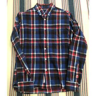 ドアーズ(DOORS / URBAN RESEARCH)のアーバンリサーチドアーズ チェックシャツ ネルシャツ(シャツ)