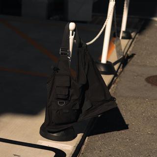 LORINZA - LORINZA 2Way Bag Vest Black