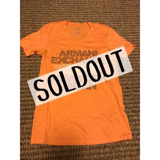 アルマーニエクスチェンジ(ARMANI EXCHANGE)のARMANI EXCHANGE 新品未使用 Tシャツ(Tシャツ(半袖/袖なし))