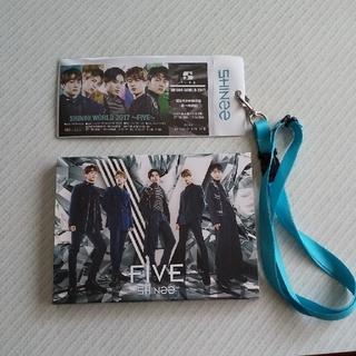 SHINee - SHINeeアルバム「FIVE」ピクチャーチケット付き