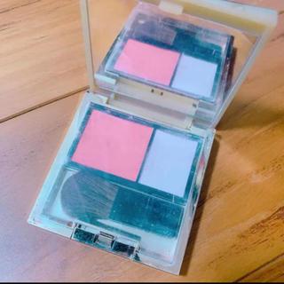 POLA - POLA MUSELLE チーク ピンク カラーパレットケース01