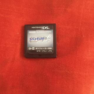 ニンテンドーDS - ポケットモンスター ソウルシルバー ds ソフト