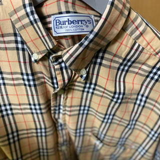 BURBERRY - 希少!BURBERRY シャツ