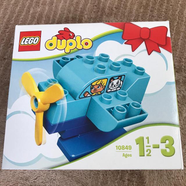 Lego(レゴ)の専用です!LEGO レゴ♡デュプロ ブロック 飛行機 船 キッズ/ベビー/マタニティのおもちゃ(知育玩具)の商品写真
